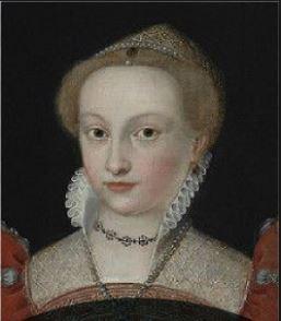 On voit la princesse de Montpensier réelle et non le personnage de la princesse de Montpensier du livre.