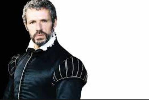 On voit le comte de Chabannes, l'un des personnages principaux de La Princesse de Montpensier.