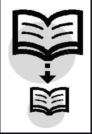 On voit une contraction de texte c'est-à-dire le résumé d'un long texte en un texte plus synthétique.